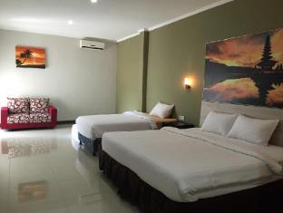 Asoka City Bali Hotel 발리 - 게스트 룸