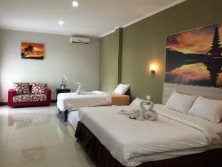 峇里島阿索卡城市酒店 峇里 - 客房