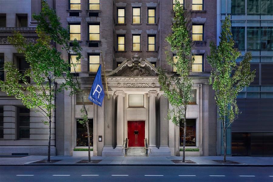 Royalton Hotel New York