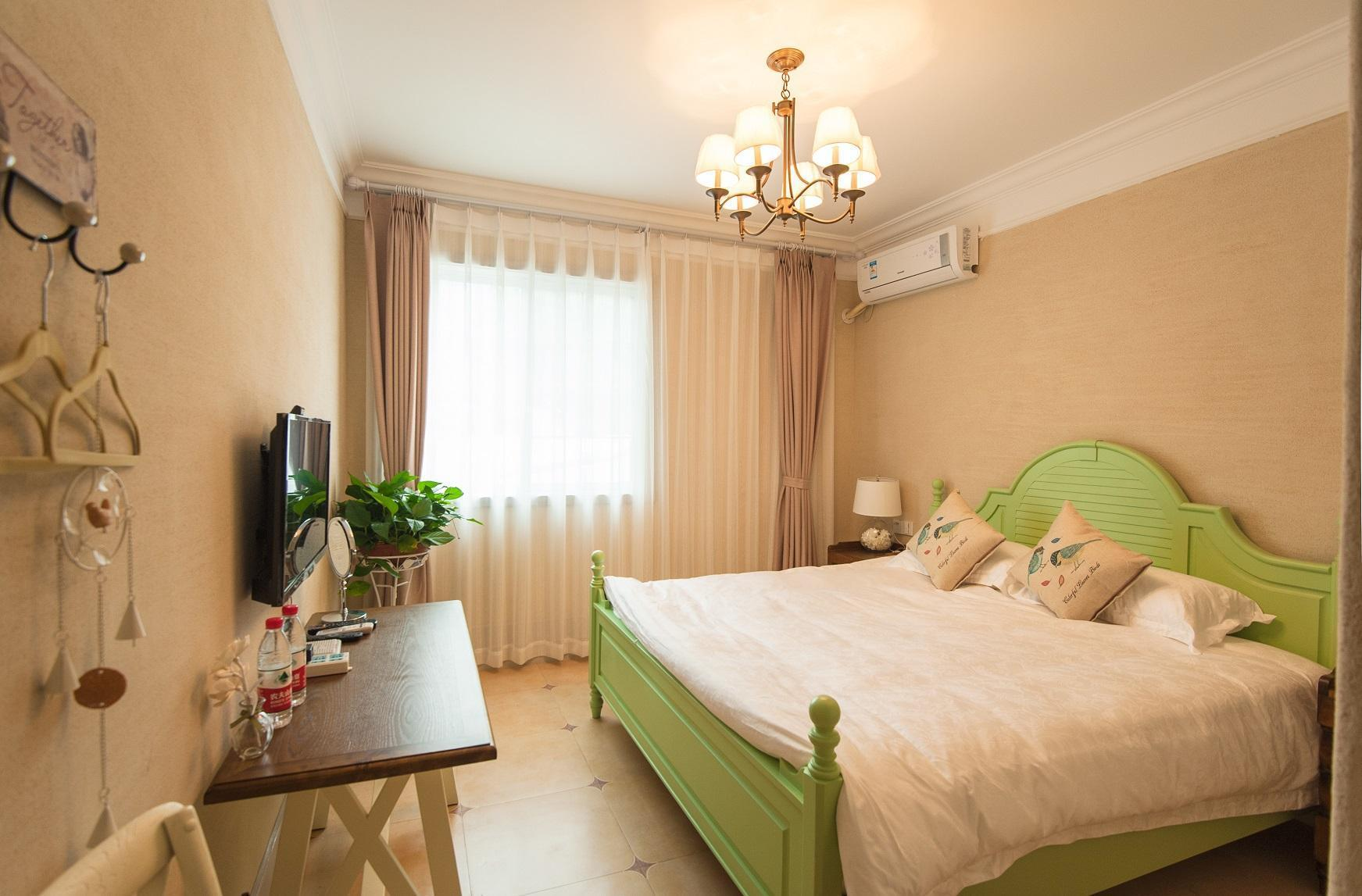 YUNQI XIAOZHU STAY Double Bed Private Studio A With View