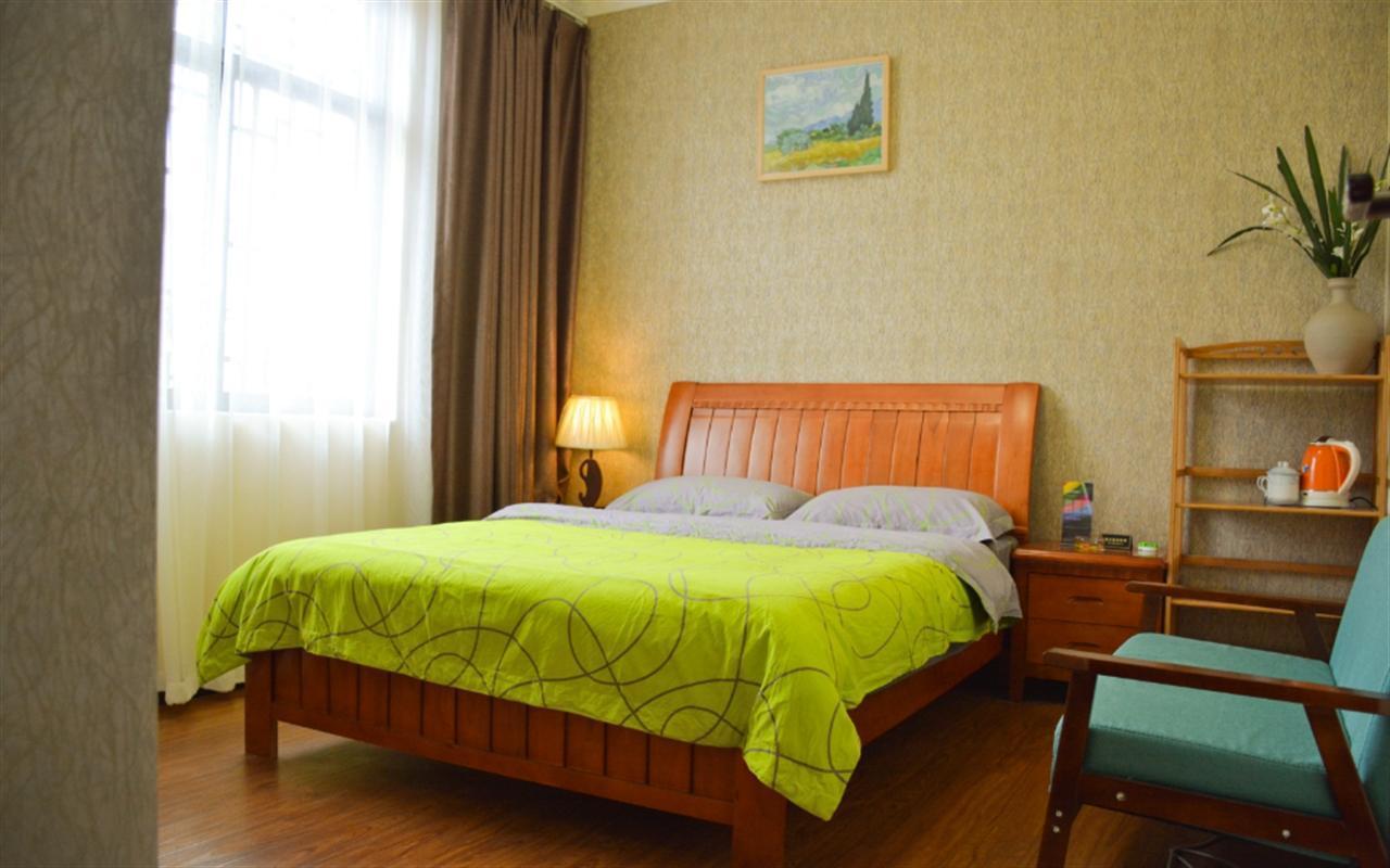 DALI SHIJIUGE INN Private Double Bed Studio FENGYIN