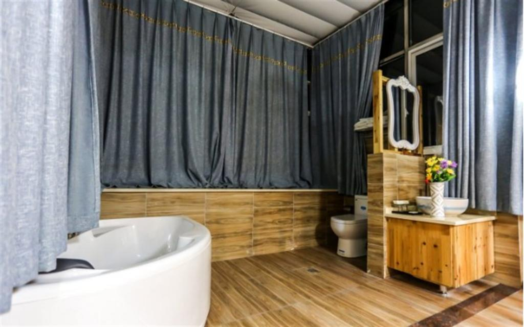 WUZHEN SHUYI RUOSHUI HOMESTAY Private Double Bed Studio 402