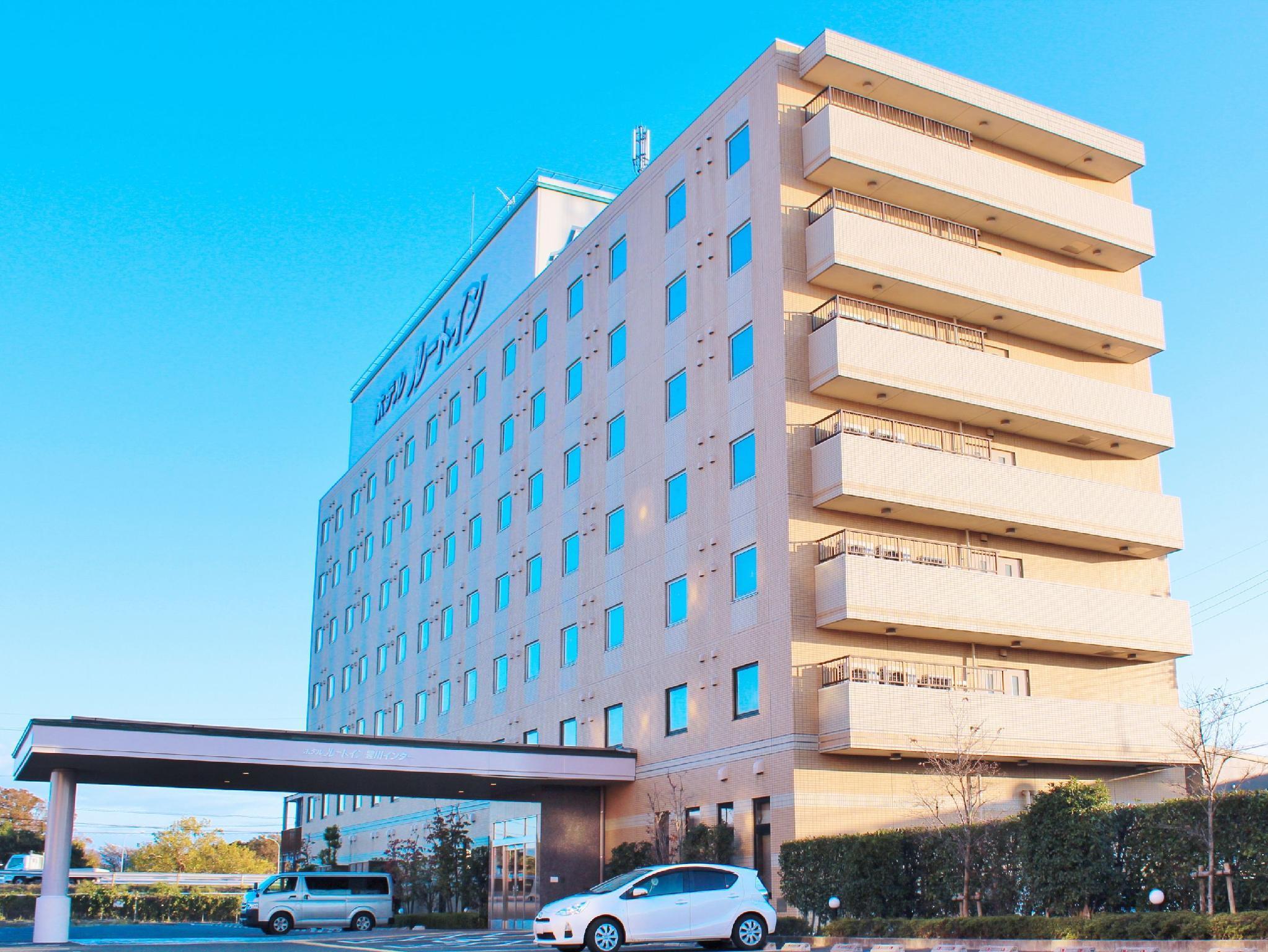 Hotel Route Inn Toyokawa Inter