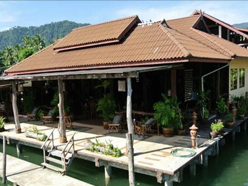 The Mangrove Hideaway Koh Chang เดอะ แมนโกรฟ ไฮด์อเวย์ เกาะช้าง