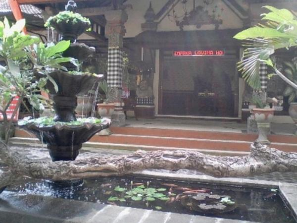 Cempaka Lovina Hotel Bali