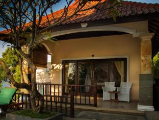 Beten Waru Bungalow and Restaurant Bali - Grundriss
