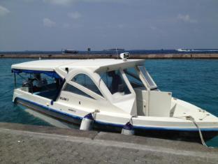 Whiteshell Beach Inn by Atoll Seven Maldives Islands - Speedboat