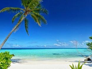 Whiteshell Beach Inn by Atoll Seven Maldives Islands - White Sandy Beach