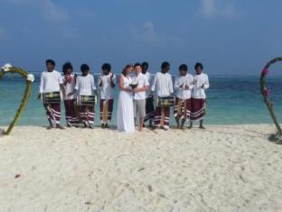 Whiteshell Beach Inn by Atoll Seven Maldives Islands - Wedding ceremony
