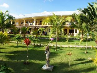 Bohol Sunside Resort Panglao Island - garden view