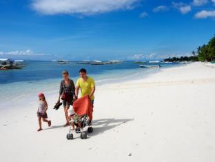 Alona Vida Beach Resort Panglao Island - Beach