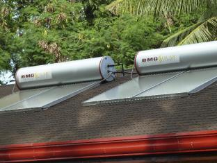Alona Vida Beach Resort Panglao Island - Solar Heater & Rainwater Tank