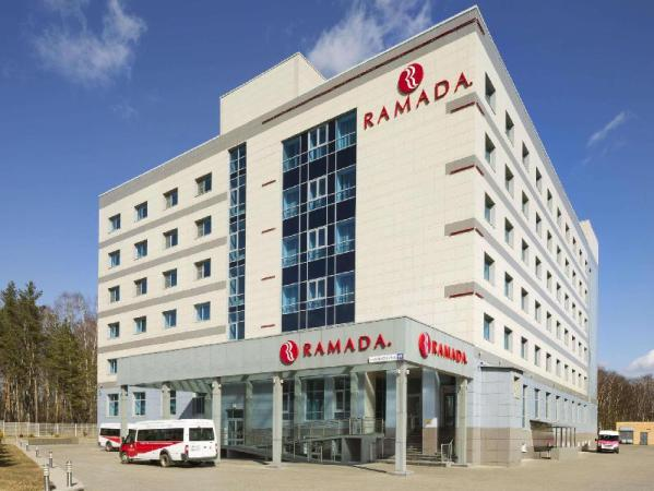 Ramada Moscow Domodedovo Hotel Moscow