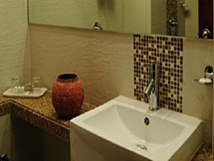 Lotus Park Hotel Bangalore - Bathroom