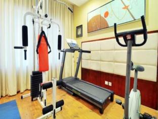 Lotus Park Hotel Bangalore - Gym
