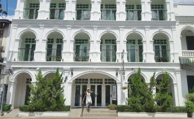คาซาบลังก้า บูติก โฮเต็ล ภูเก็ต – Casa Blanca Boutique Hotel Phuket