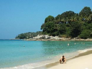 Kamala Sea View Hotel Phuket - Strand