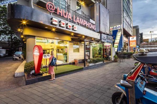 @Hua Lamphong Hostel Bangkok