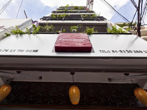 Cinnamon Boutique Hotel Saigon Ho Chi Minh City