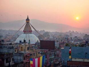 Hotel Tibet International Kathmandu - Vyhlídka
