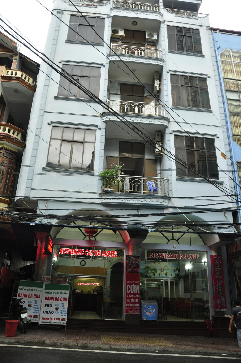 Authentic Cat Ba Hotel 2