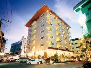 LK Pavilion Executive Serviced Apartment Pattaya - Hotel Building