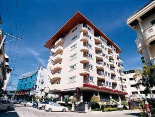 LK Pavilion Executive Serviced Apartment Pattaya - Exterior