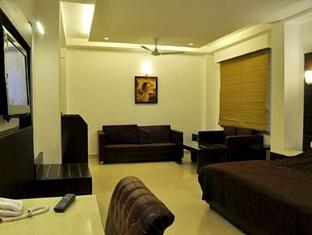 Metropolis Guest House New Delhi and NCR - Room Interior for Deluxe Room