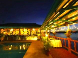 Villa Alzhun Tourist Inn and Restaurant Tagbilaran City - Utsiden av hotellet