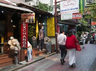 에라완 하우스 방콕 - 호텔 외부구조