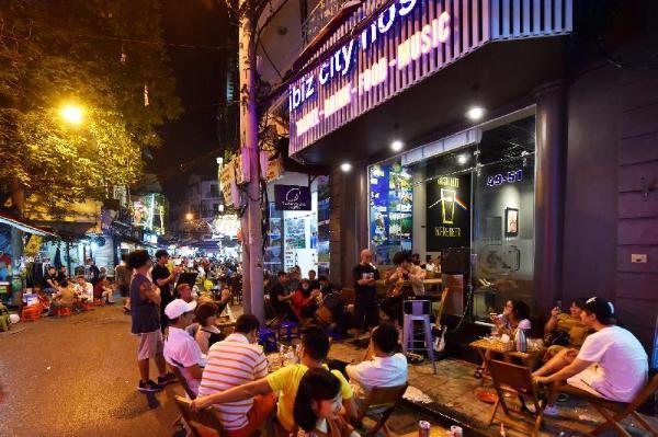 Ibiz City Hostel Hanoi