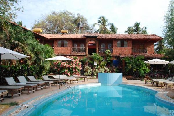 Sea Breeze Candolim Hotel Goa