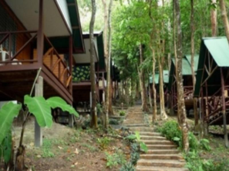 Hotel Murah di Ton Sai Krabi - Green Valley Resort