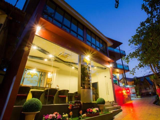 พีพี การ์เดนวิว รีสอร์ท – Phi Phi Garden View Resort