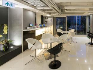 Hotel LBP هونج كونج - مكتب إستقبال
