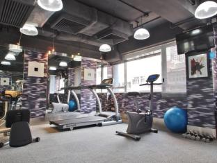 Hotel LBP هونج كونج - غرفة اللياقة البدنية