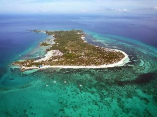 Ocean Vida Resort Malapascua Island - Malapascua from the air