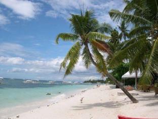 Alona Studios Hotel Panglao Island - Platja