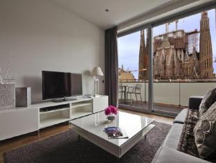 Sensation Sagrada Familia Apartments Barcelona - Guest Room