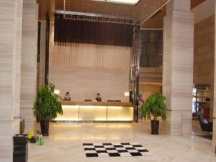Harbin C.Kong Labor Hotel Харбин - Рецепция
