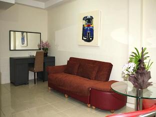 Squareone Phuket - Chambre