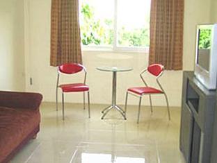 Squareone Phuket - Hotellihuone