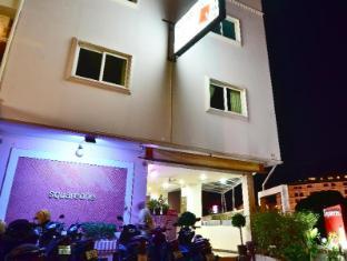 Squareone Phuket - Hotellin ulkopuoli