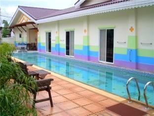 Phuket 7-Inn Phuket - Standard Pool Access