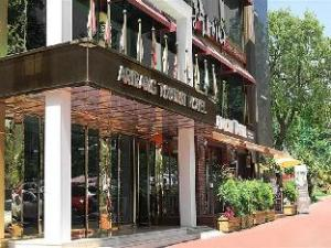 關於馬山阿里郎觀光飯店 (Masan Arirang Tourist Hotel)