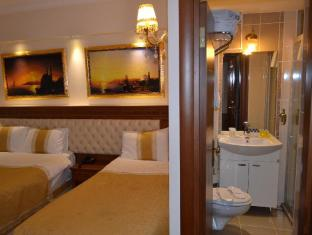 Hotel Blue Istanbul Istanbul - Triple room and bath