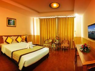 Green Bamboo - Tre Xanh Plaza Hotel Pleiku (Gia Lai) - Guest Room