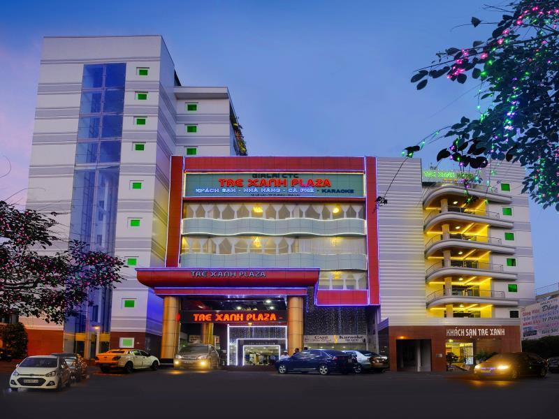 Green Bamboo   Tre Xanh Plaza Hotel