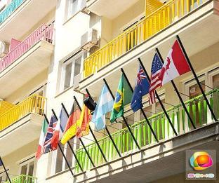 雅典鷹青年旅館