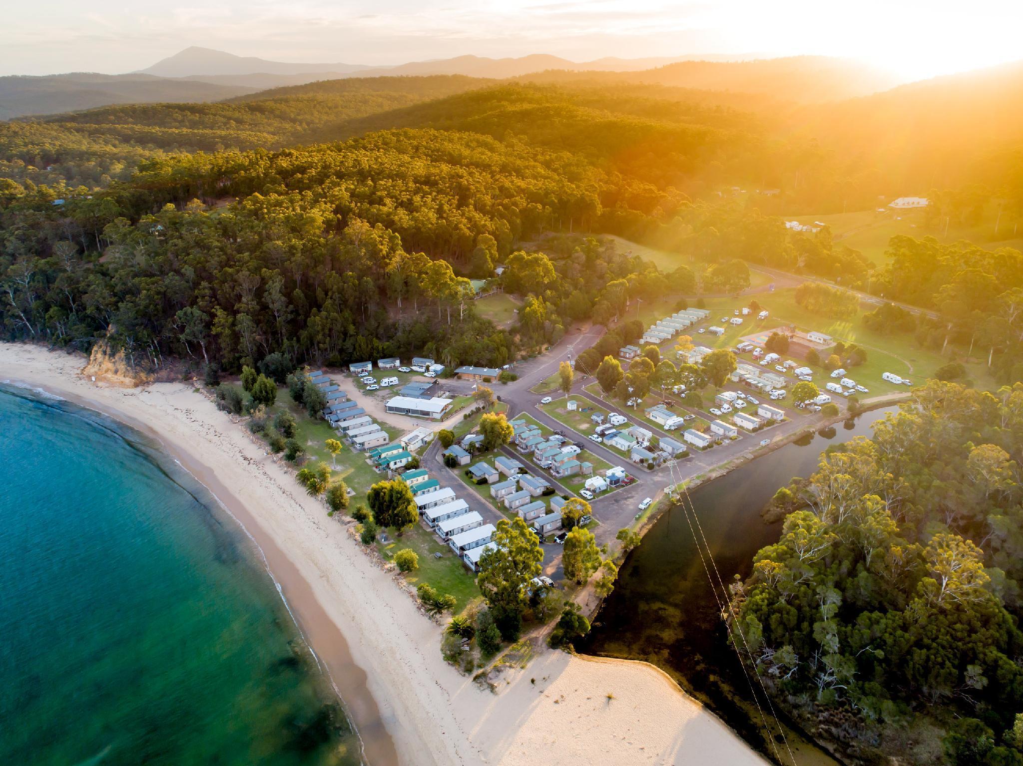 BIG4 Eden Beachfront Holiday Park